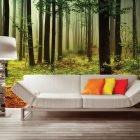 Forest 2 Wall Graphic