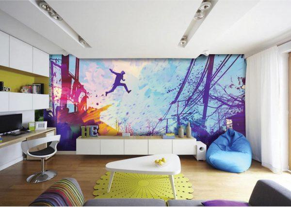 3D Wall 3
