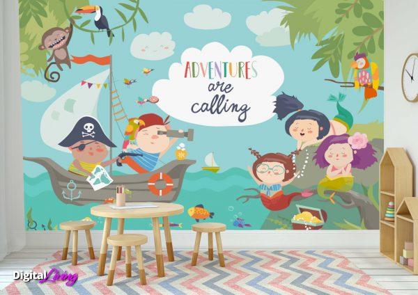 Adventure 1A - digitalliving.ie - wall murals