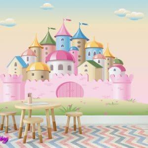 FairyTale 1 - digitalliving.ie - wall murals