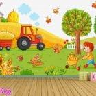 Farm 2A - digitalliving.ie - wall murals