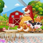 Farm 4A - digitalliving.ie - wall murals