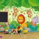 Safari 2 - digitalliving.ie - wall murals