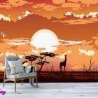 Safari 4 - digitalliving.ie - wall murals