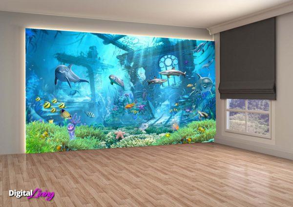 Under The Sea 5- digitalliving.ie - wall murals