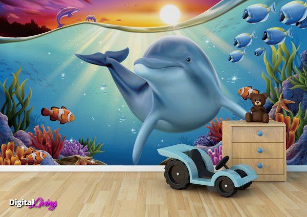 Under The Sea 6- digitalliving.ie - wall murals