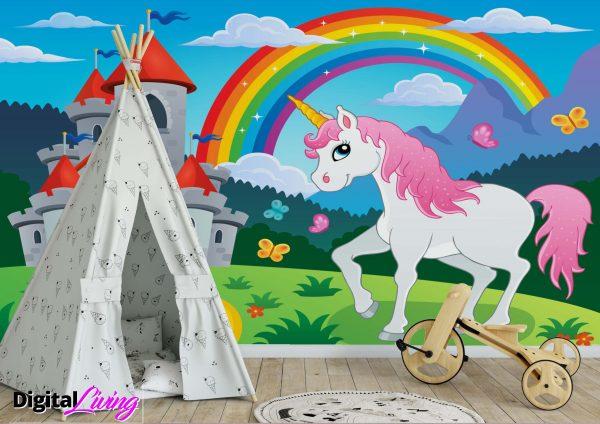 Unicorn 1 - digitalliving.ie - wall murals